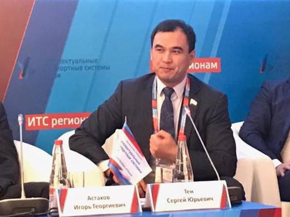 Депутат Сергей Тен озвучил примерную стоимость дороги наОльхоне