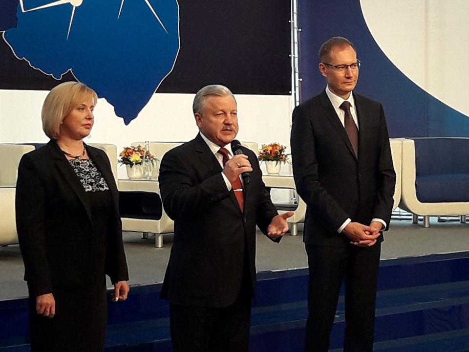 ВБратске 15сентября открылся 2-ой Братский экономический форум