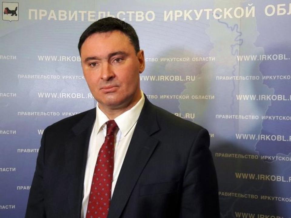 Руслан Болотов возглавил руководство Иркутской области