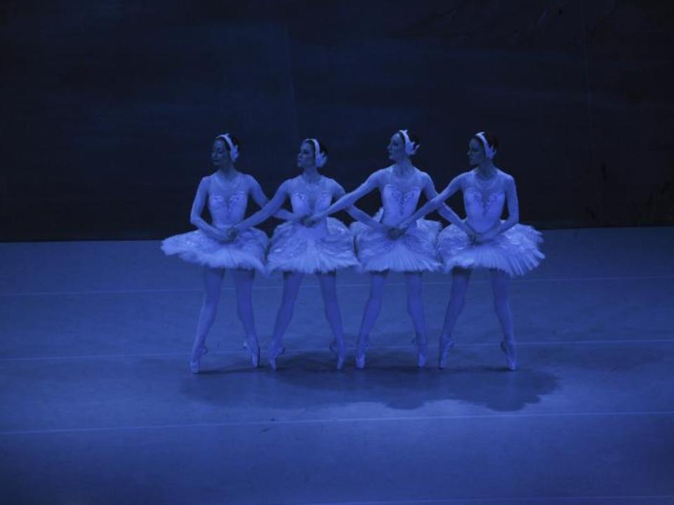 Московский государственный театр балета представит «Лебединое озеро» вИркутске