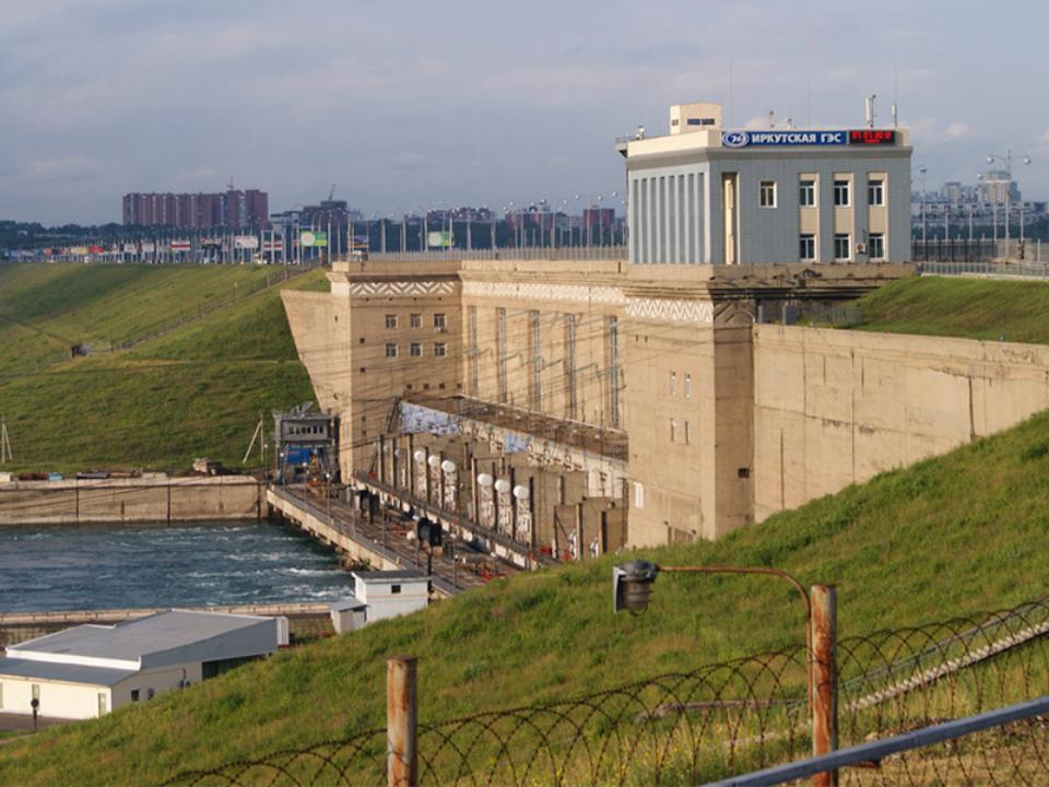 Три млрд. руб. направят на модификацию Иркутской ГЭС