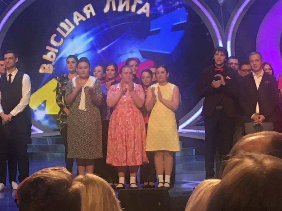 Ярославская команда «Радио Свобода» вышла вфинал Высшей лиги КВН