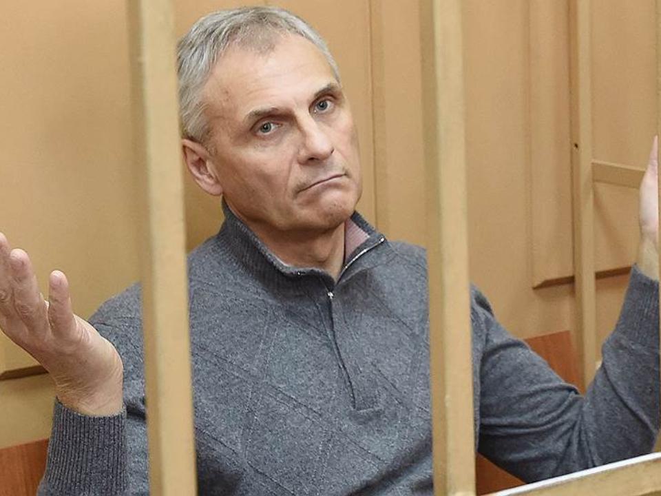 Суд поделу Александра Хорошавина отложили из-за его болезни