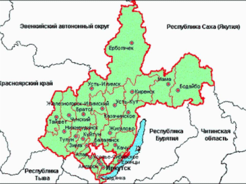 Ассоциацию муниципальных образований Приангарья покинули еще 18 районов