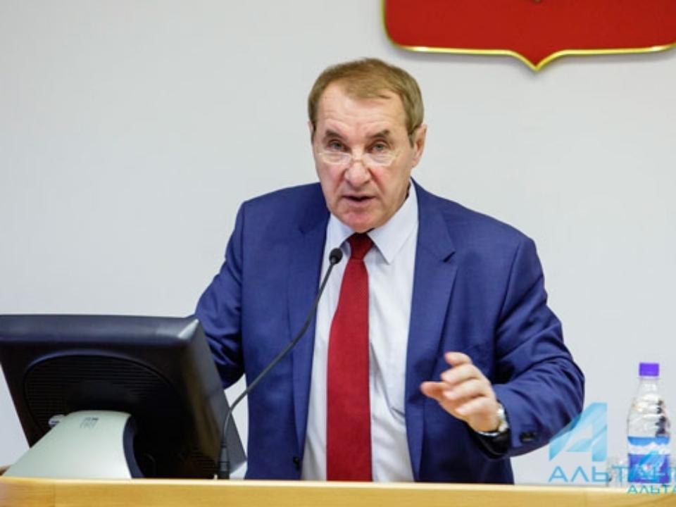 Владимир Матиенко сложил полномочия депутата Законодательного собрания Иркутской области