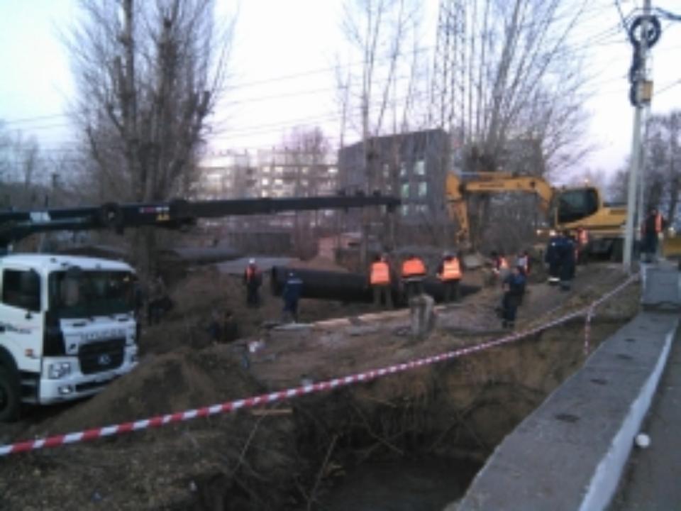 ВУлан-Удэ завершили работы поликвидации трагедии  наколлекторе