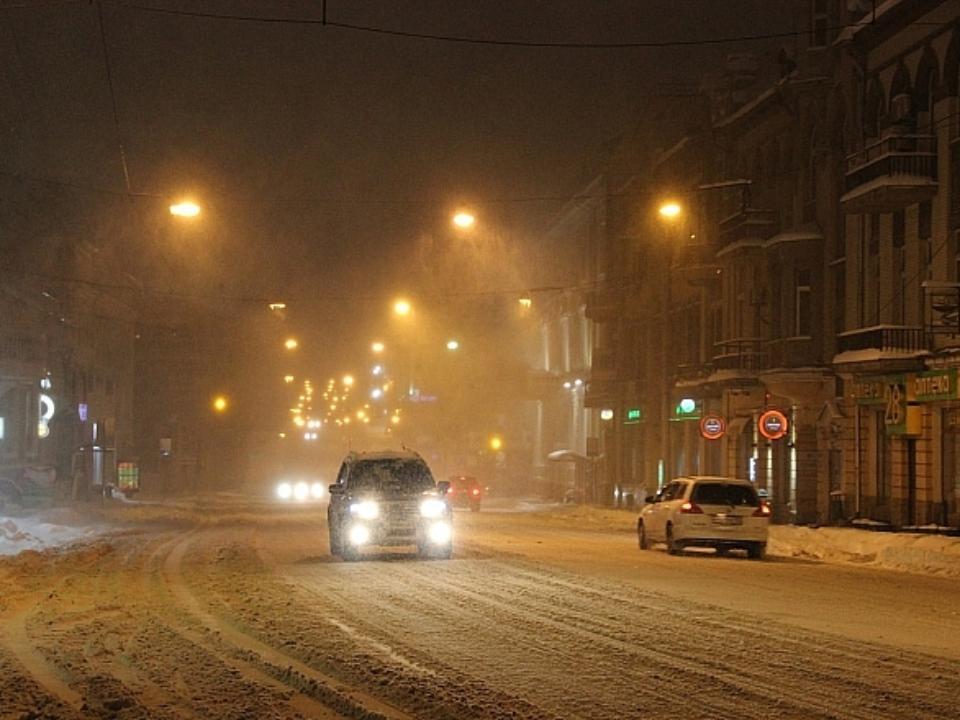 Снегопад иметель начнётся вконце рабочей недели вПриморье