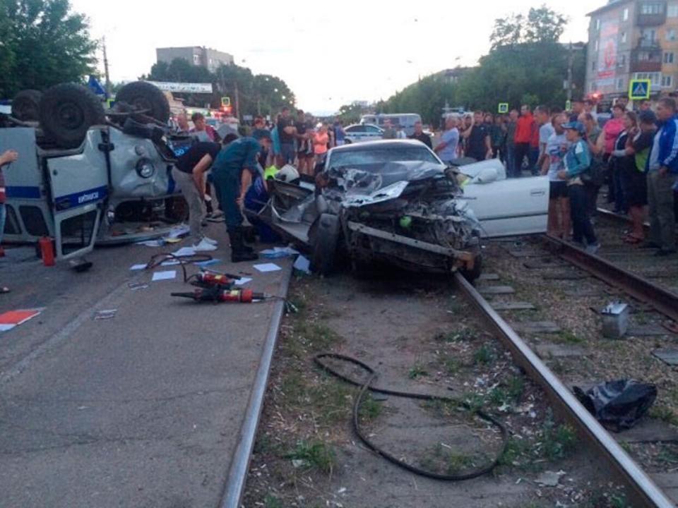 ВАнгарском суде вскором времени рассмотрят дело водителя, на«Марке» сбившего сотрудника ППС