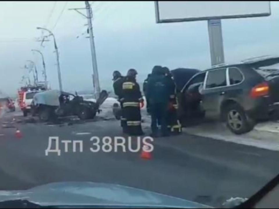 Свидетелей ДТП сосмертельным исходом разыскивают вИркутске