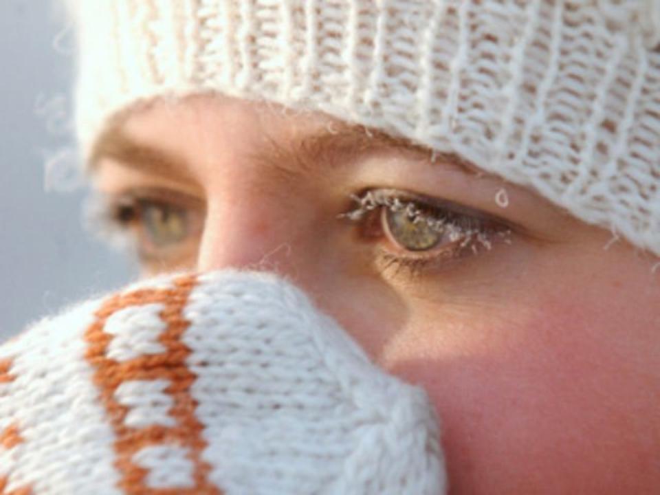 Новогодняя ночь вИркутске будет морозной