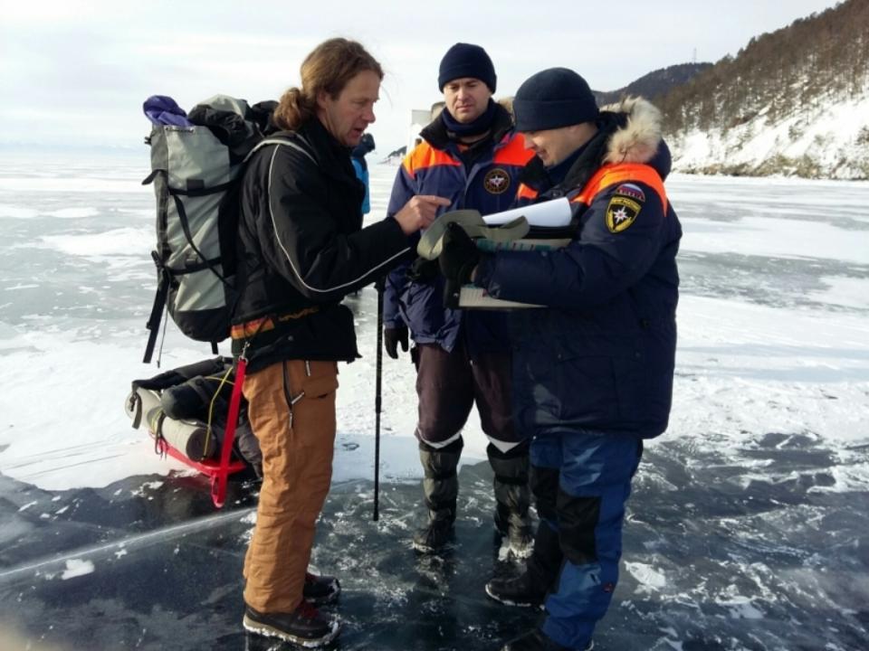 НаБайкале работники МЧС РФ спасли иностранного туриста rss