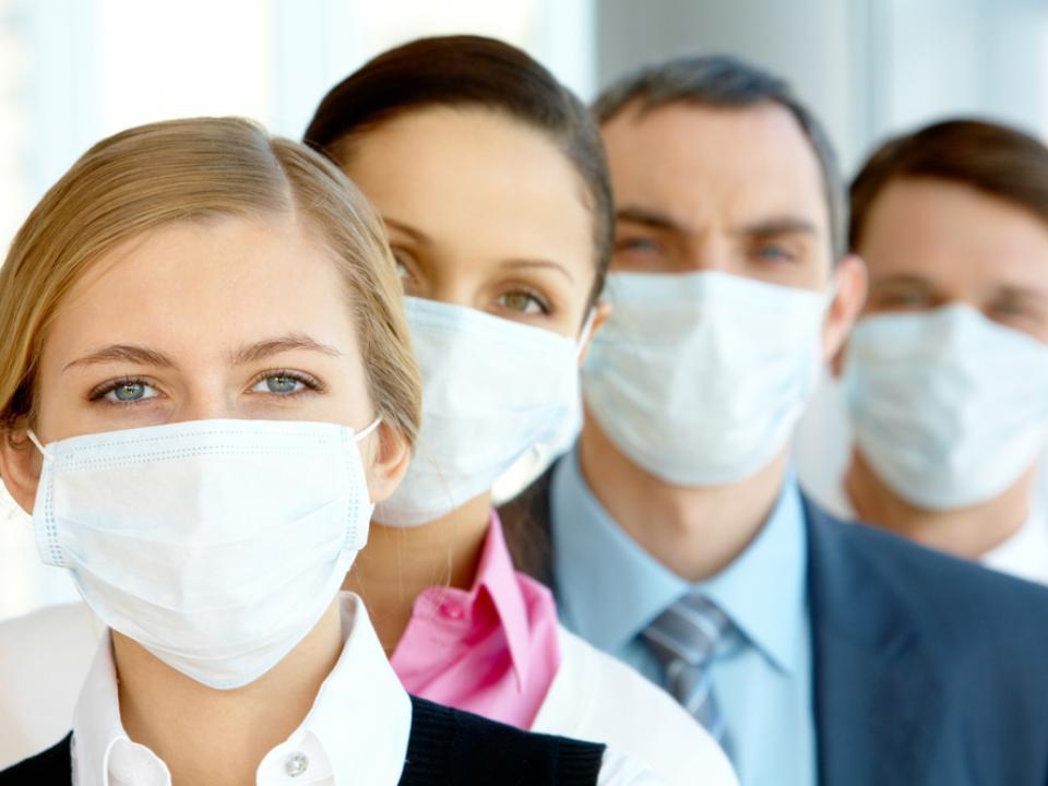 На Сумщине уже 158 случаев гриппа