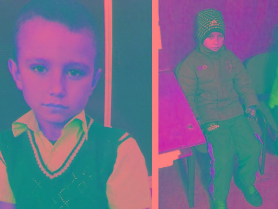 ВМаслянино пропали два малолетних брата