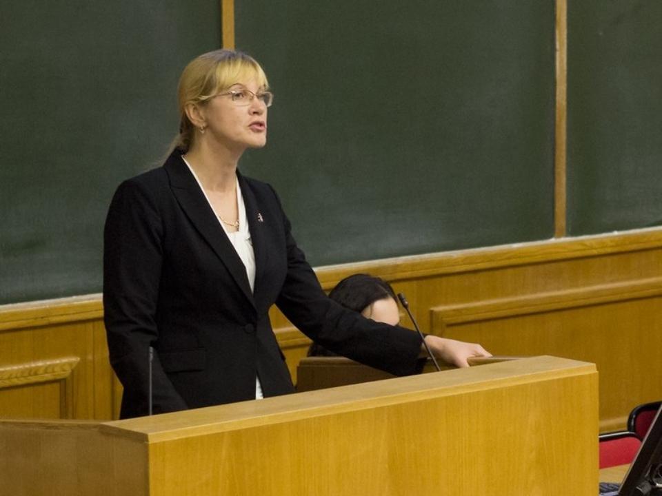 Исполнять обязанности ректора омского медуниверситета стала Мария Ливзан