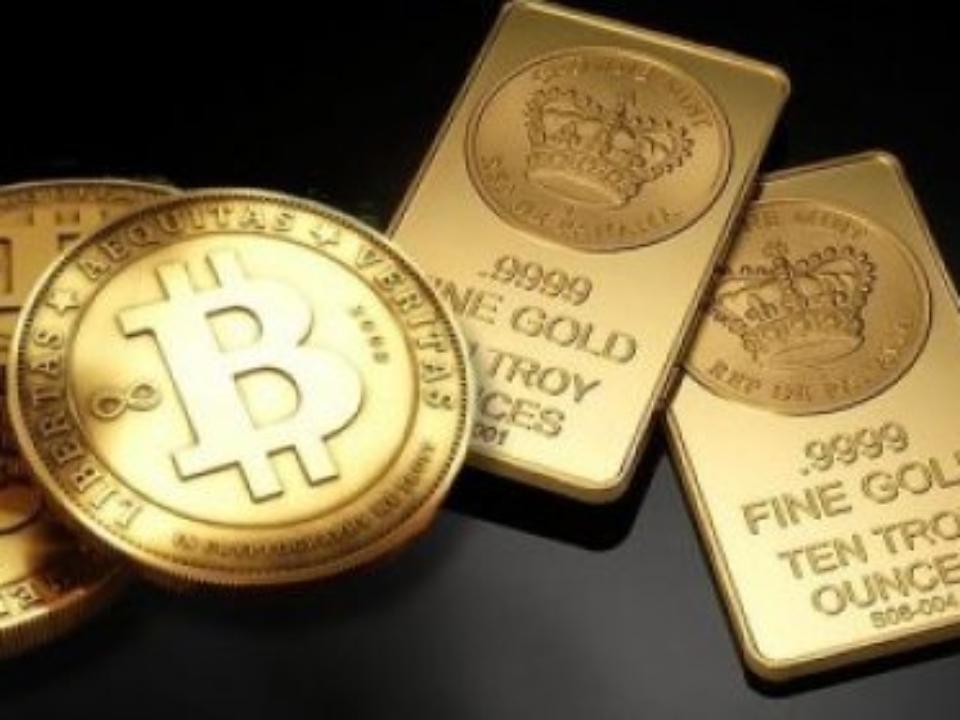 Золото отбирает убиткоина звание безопасного актива— специалисты