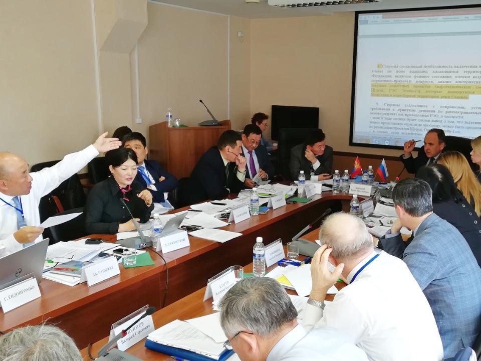 Монголия включит ГЭС Эйгин-Гол вРЭО проектов вбассейне Селенги