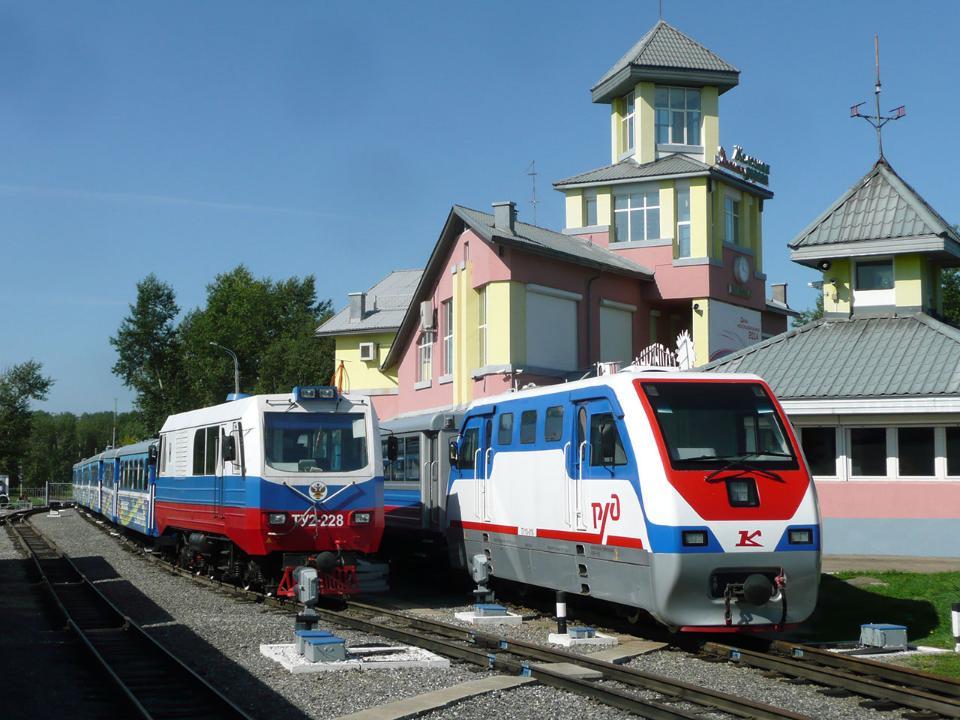 9мая вИркутске откроется 79-й летний сезон наДЖД