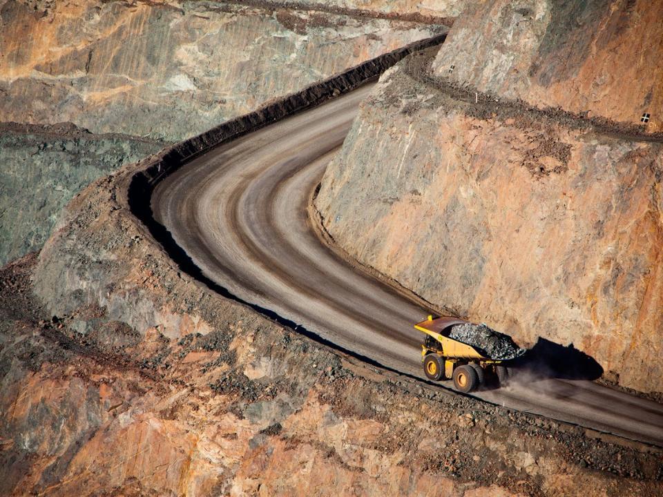 «Ростех» желает покинуть проекта поосвоению Удоканского месторождения