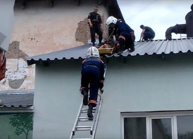Тег: крыша