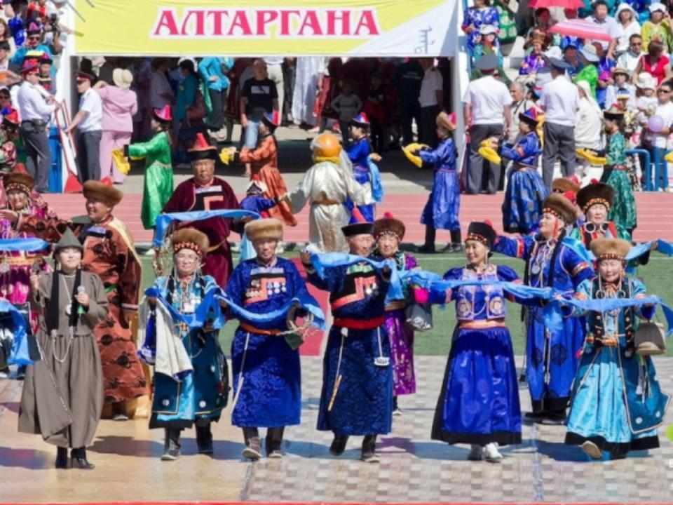 29 человек представляют Улан-Удэ наАлтаргане вИркутской области