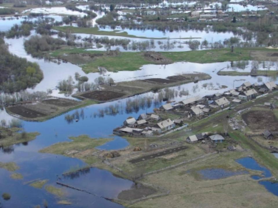 Уровень воды вреке Витим может подняться докритических отметок