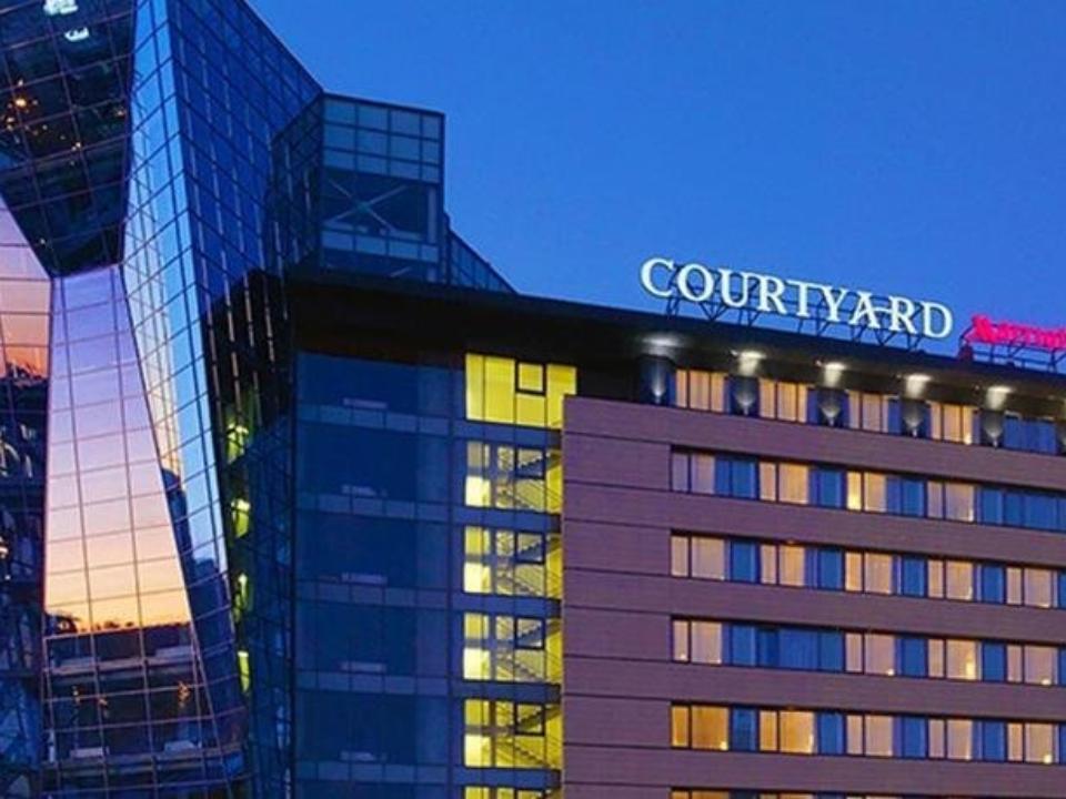 Строение иркутского отеля «Мариотт Кортъярд» выкупила столичная компания