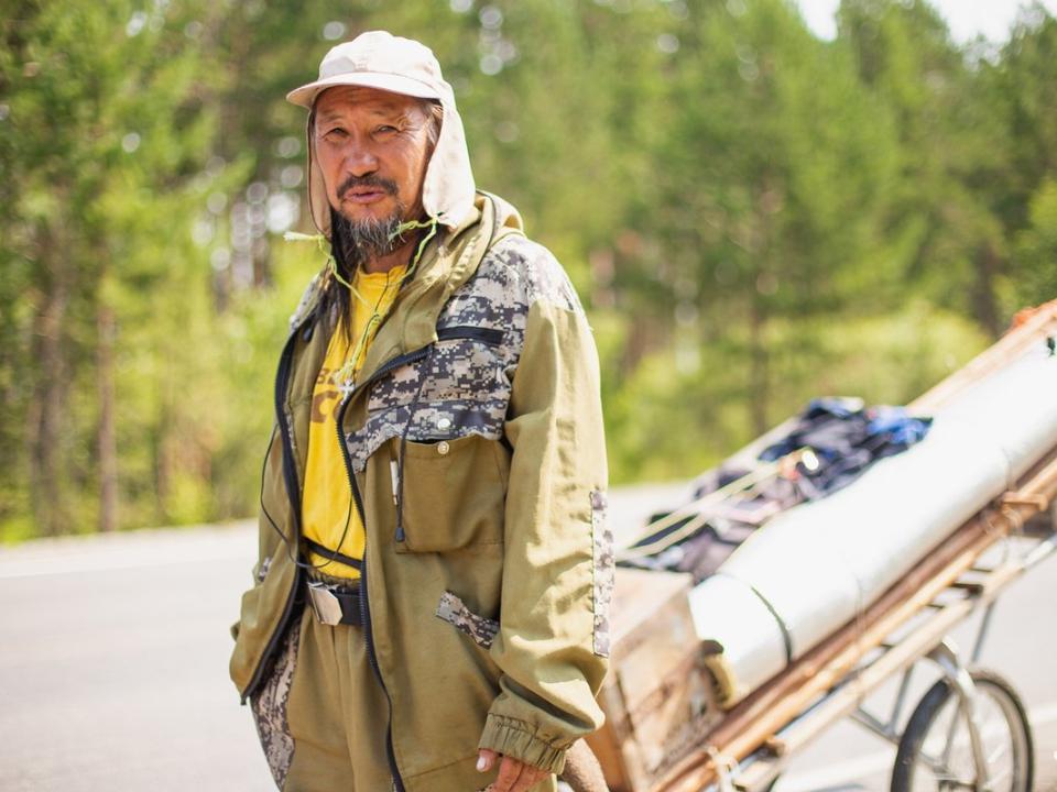 Якутский шаман Саша возобновит поход в Москву и восстановит народовластие?